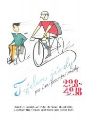 Týden jízdy pro Den poranění míchy